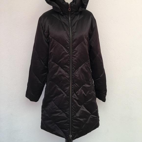 Moncler vintage down long jacket size 3